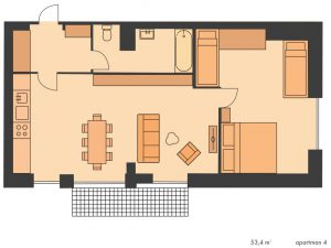 Apartment No 4
